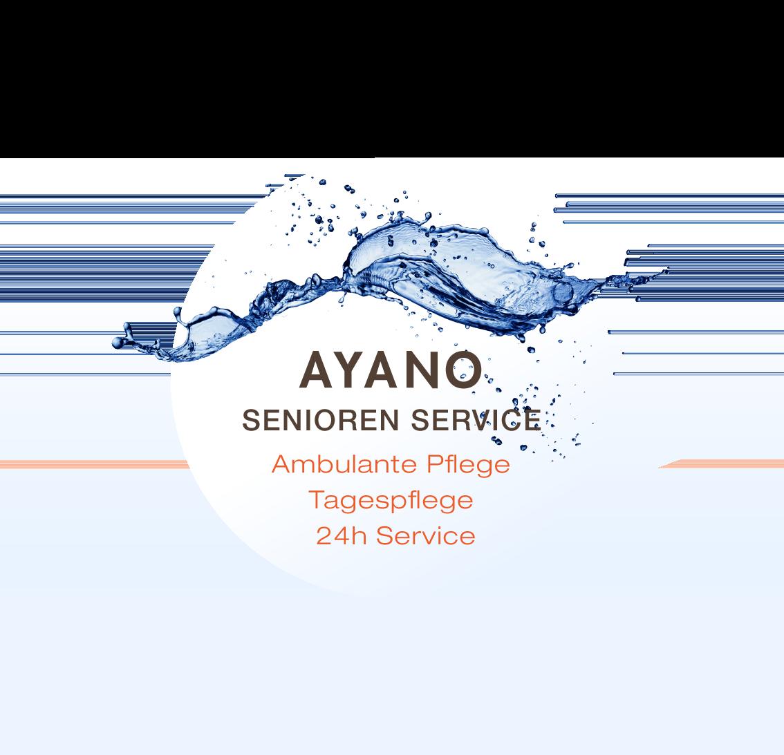 Ayano Senioren Service - Ambulante Pflege, Tagespflege, 24h Service